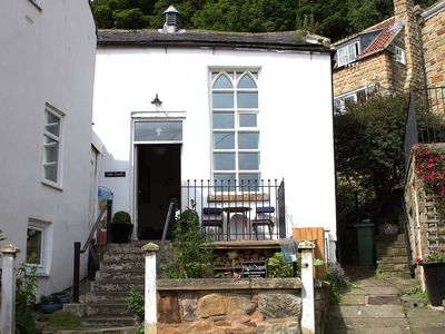 Photo for Spacious Chapel Conversion With Sea Views In A Traffic Free Environment