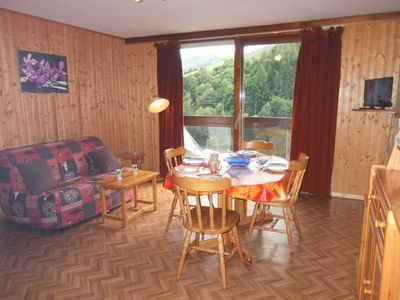 Photo for Apartment Vostok Zodiaque in Le Corbier - 4 persons, 1 bedrooms