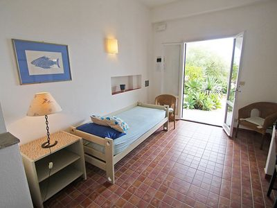 Photo for Apartment 170 m from the center of Taormina with Parking, Internet, Pool, Garden (120699)