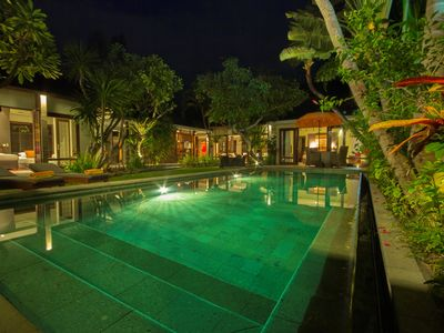 Photo for Chimera Orange 2BR Prime Villa, Seminyak