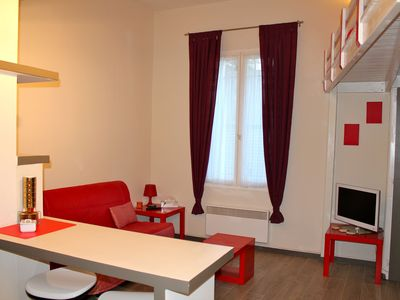 Photo for STUDIO fully equipped near all amenities, center, tramway