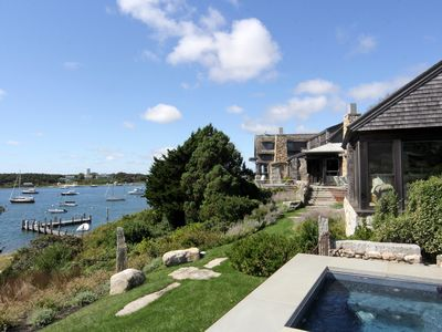 Photo for Stunning Chappaquiddick Waterfront Compound