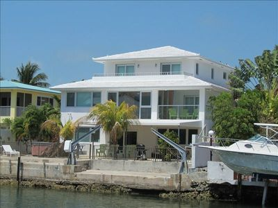 Tavernier Waterfront Home