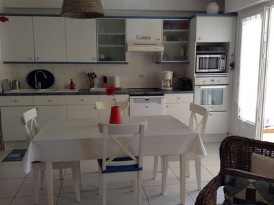 Photo for 3 Rooms - comfortable - 70 m2 - the center of Juan les Pins - just walk! -