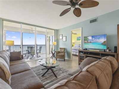 Photo for Sun Caper 808, 2 Bedrooms, Sleeps 4, Gulf Front,  Heated Pool, Elevator