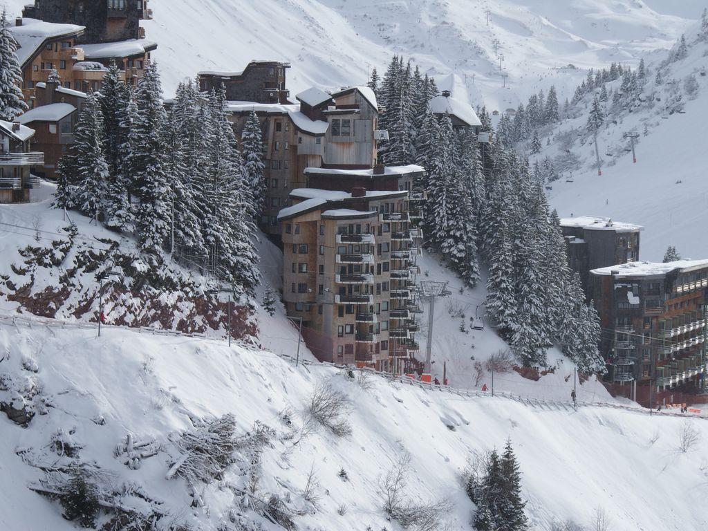 Un exceptionnellement grand, ski in / ski out, appartement 4 étoiles