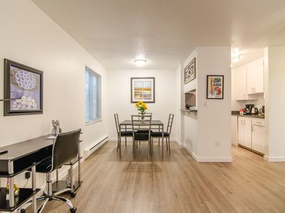 Photo for Delightful 1 Bedroom on Capitol Hill High