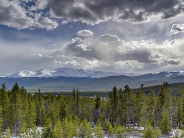 Mount Massive Golf Course, Leadville, Colorado, Verenigde Staten