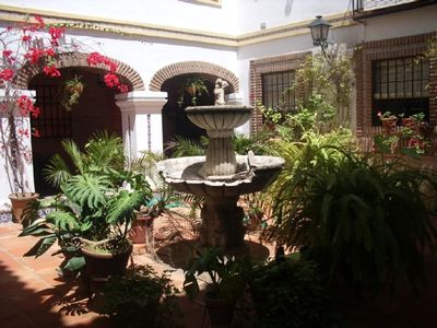 Photo for LUXURY APARTEMENT IN THE HISTORIC CENTER OF CORDOBA.PRIVATE PARKING