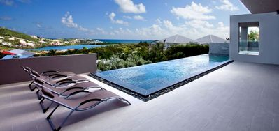 Villa Emvie -  Ocean View - Located in  Fabulous Mont Vernon III with Private Pool