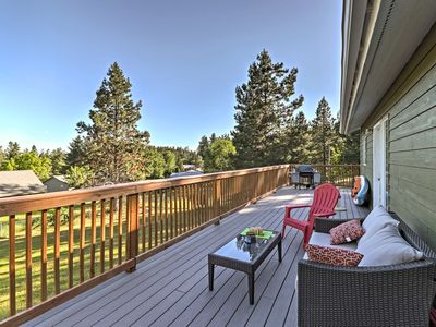 Photo for 2BR House Vacation Rental in Bigfork, Montana