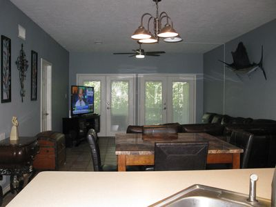 Photo for Lake Conroe 2 Bedroom with Pool, Fitness, Golf &More