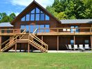 5BR Lodge Vacation Rental in Baxter, Tennessee
