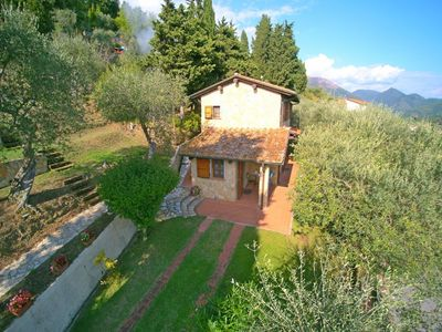 Photo for House & Dependance for 6 People, Wonderful place, Garden, Wifi, Tuscany