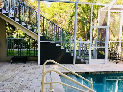 Photo for $375/3 NITE STAY JUNE 1-SEPT 30. A MINUTE'S WALK TO BEACH, SURROUNDED BY NATURE.