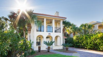 Photo for 4 BR Modern Luxury In Destiny East Home - Steps Away From Beach -With Golf Cart!