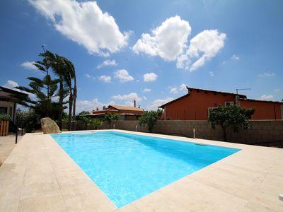 Photo for Syramusa Holiday Home With Pool