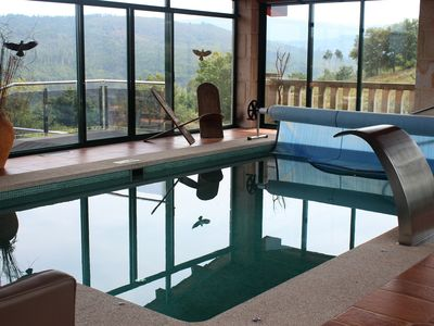 Photo for Holiday home with heated pool and Jacuzzi.