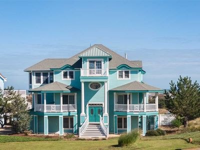 Photo for Bandits Lair: 7 BR / 5 BA house in Corolla, Sleeps 18