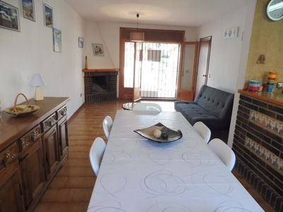 Photo for House La llosa 6/8 pers Private solarium Sea view