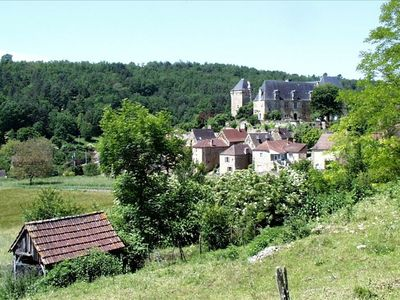 Photo for Restored Cottage in Berbiguières, a Classic Dordogne Village