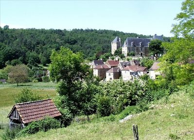 'The Village and Chateau
