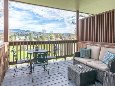 Photo for 107 Mountainside Dr, Unit F103: 1 BR / 1 BA  in Stowe, Sleeps 4