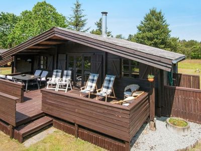 Photo for Vacation home Houstrup Strand in Nørre Nebel - 4 persons, 2 bedrooms