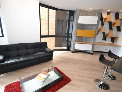 Photo for DAISY B - 1 Br. Executive Apartment with balcony & squash court