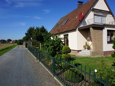 Photo for Cozy apartment on 80m² Grimmelmann in Eystrup, Middle Weser Region