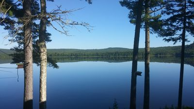 Photo for Secluded Aroostook County Lakefront Gem - serenity with ammenities