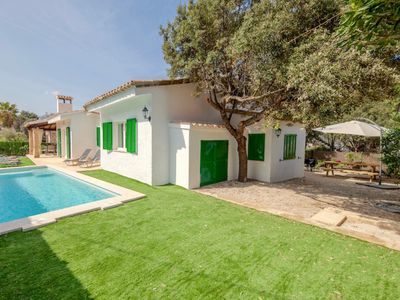 Photo for Lovely Villa Pareo for 6 guests only 1.5km to the beach!