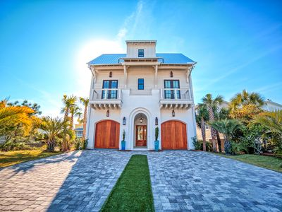 Photo for May Rates Reduced:7 Bedroom Grayton Beach House with Private Pool. Sleep 22