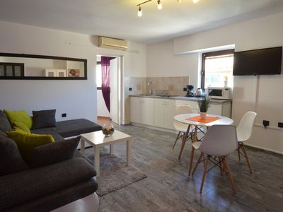 Photo for Apartment in Rovinj Centre / Circolo Apartment