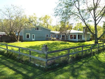 Photo for 2BR Farmhouse Vacation Rental in Lakeville, Connecticut