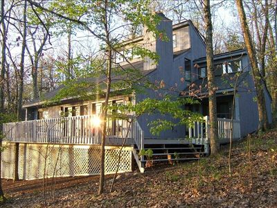 Photo for The Mountain House - guest passes available sleeps 14