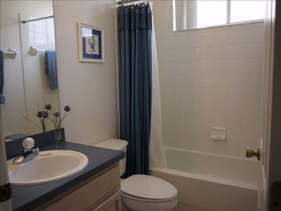 Bathroom 2 of 3 with shower/tub