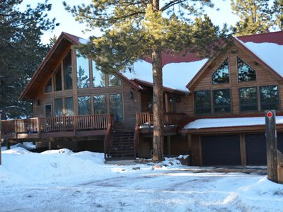 Photo for Cozy Mtn Home ~ 5 Bedroom / 3 Bath, huge living area ~ 1 Mile From Ski Resort