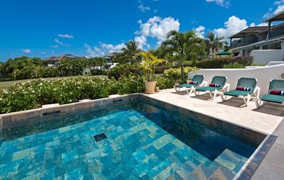 Photo for Luxury  Townhouse Within Sugar Hill Resort with Sea Views and Plunge Pool..