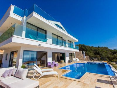 Photo for Villa in Kalkan - If you are looking for a villa that combines true luxury, clean contemporary desig