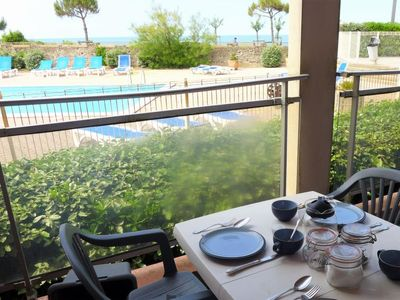Photo for Chambre-d'Amour Apartment, Sleeps 4 with Pool and Free WiFi