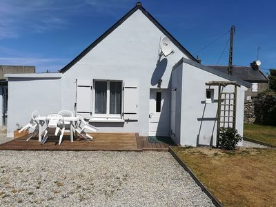 Photo for 2BR House Vacation Rental in Landunvez, Bretagne