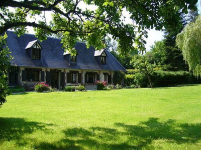 Photo for Beautiful typical house in Normandy