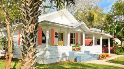 Photo for 1926 Downtown Bungalow | Walk to Everything
