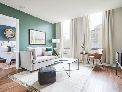 Photo for Sonder | Liberty Place | Charming 2BR + Kitchen