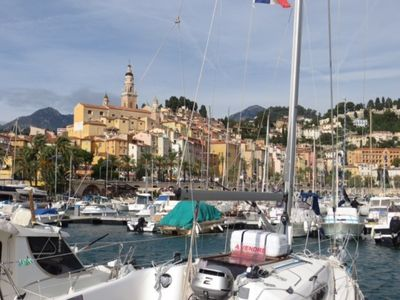 Photo for Menton, Pearl of Riviera.