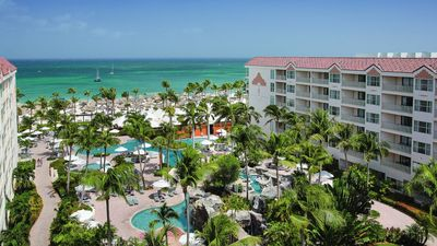 Photo for Marriott's Aruba Ocean Club  - 2 Bedroom/2 Bath Palm Beach, Aruba