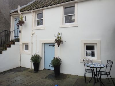 Photo for 1BR Cottage Vacation Rental in Pittenweem, Fife