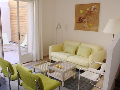 Photo for CLARA HOUSE 2km from the beaches, Refined decor, wifi internet, terrace, garage