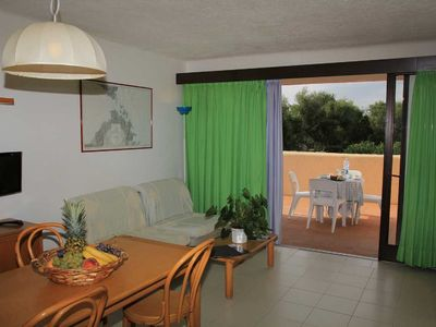 Photo for Apartment in residence with swimming pool in the center of Porto Rotondo